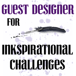 Inkspirational Guest Designer Badge